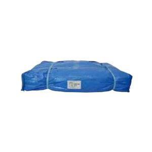 ブルーシート 青 #2000 2.7m×3.6m 1本 KUS