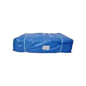 ブルーシート 青 #3000 7.2m×9.0m 1枚 KUS