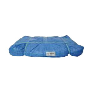 ブルーシート 青 軽量 5.4m×5.4m 6枚セット KUS