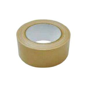 布ガムテープ 100mm 25m 茶色 18巻セット KUS