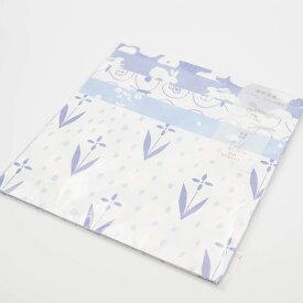 おしゃれなデザインペーパー青セット mycity 紙もの おしゃれ かわいい スクラップブッキング ペーパークラフト 紙 グリーティングカード お花 植物