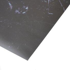 写真背景紙 880mm×580mm 両面 バックペーパー ペーパーシート 黒と白