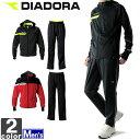 ディアドラ【DIADORA】メンズ DTF トレーニング 上下セット DT4166 DT4266 1702 ランニング ジャケット パンツ スポー…
