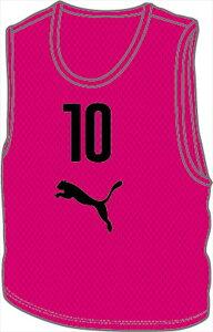 PUMA (プーマ) ビブスセット(10マイグミ) 920604 05 1707 サッカー ゲームシャツ