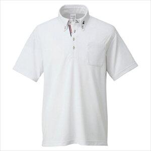 CONVERSE (コンバース) ボタンダウンシャツ 1100 CB231402 1803 バスケットボール ポロシャツ