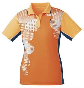 GOSEN(ゴーセン) ゲームシャツ レディース T1803 1805 レディース ウィメンズ 婦人 テニス・バドミントン ウェア