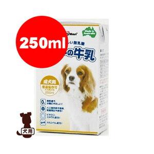 ペットの牛乳成犬用250ml ドギーマン※単品商品です。1点のお届けとなります。 ▼a ペット フード ドッグ ミルク 犬 送料無料