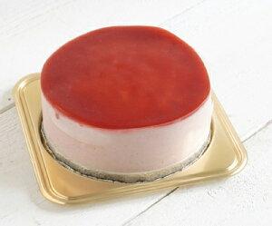 アレルギー対応・いちご豆乳ムースのクリスマスケーキ15cm・誕生日ケーキ15cm【冷凍便】