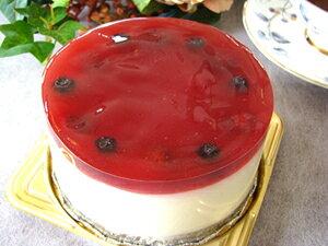 ヨーグルトとベリーのケーキ15cm【楽ギフ_包装選択】【楽ギフ_のし】【楽ギフ_メッセ入力】