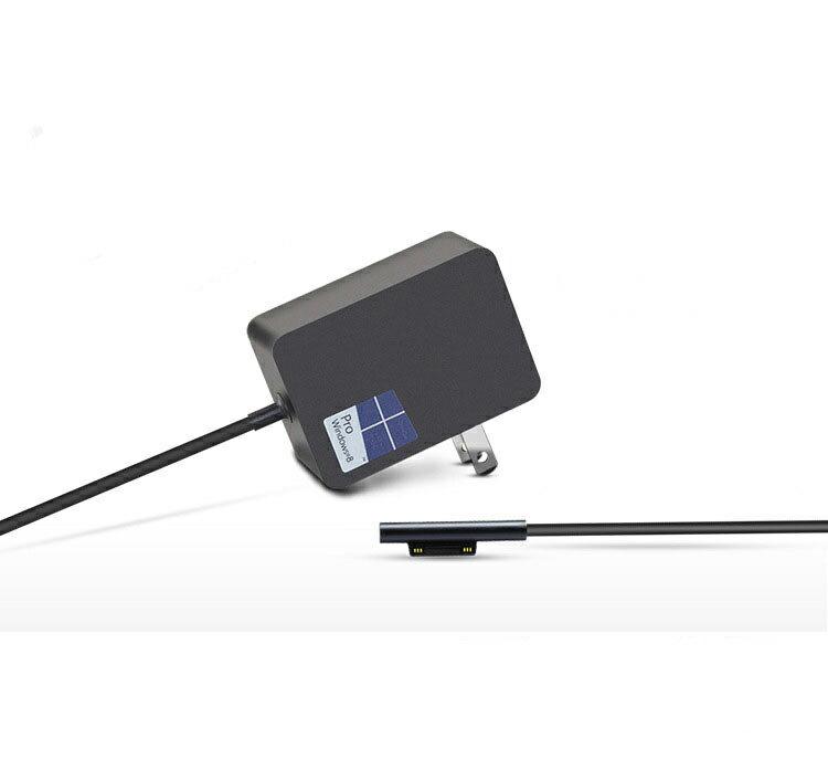 純正新品 マイクロソフト Microsoft Surface Pro 4 (Core-M)、Surface Go 用 24W ACアダプター 15V 1.6A 充電器 1735 1736