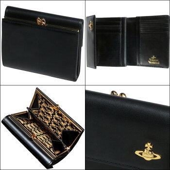 a2cbf1ba233c ヴィヴィアンウエストウッドヴィヴィアン財布二つ折り財布がま口ヴィンテージWATERORB小銭入れあり名入れ