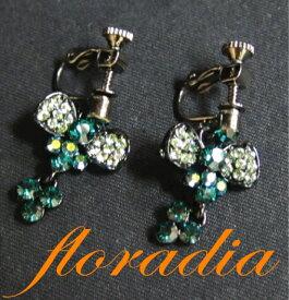 フローラディア floradia/レイヤーリボン・イヤリング/ピアス/【ポイント10倍】TVショッピングで大ヒット