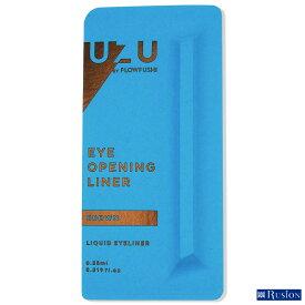 UZU BY FLOWFUSHI ウズ フローフシ アイオープニングライナー ブラウン EYE OPENING LINER BROWN LIQUID EYELINER