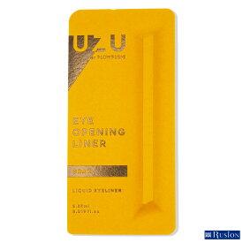 UZU BY FLOWFUSHI ウズ フローフシ アイオープニングライナー グレー EYE OPENING LINER GRAY LIQUID EYELINER