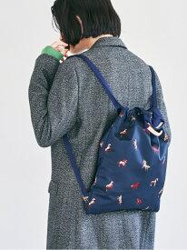 【SALE/10%OFF】ナップサック(CE-106)/(WOODLANDER) russet ラシット バッグ リュック/バックパック ネイビー【RBA_E】【送料無料】[Rakuten Fashion]
