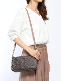 [Rakuten Fashion]Mini Shoulder Bag WEB LIMITED ラシット バッグ ショルダーバッグ グレー ブラック グリーン パープル ピンク【送料無料】
