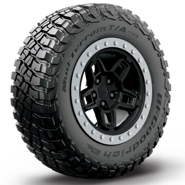 BF Goodrich Mud-Terain T/A KM3LT33X12.5R20(4本セット)