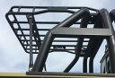 WARN ランドクルーザー70系(再販車) (GRJ79)用ロールバーwithカーゴキャリア【代引き不可】