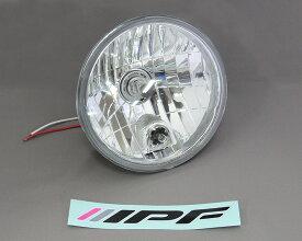 IPF マルチリフレクターヘッドランプ 丸型2灯式 HL-41 ポジションランプ付き 2個セット 送料無料