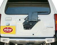 スペアタイヤ移動ブラケット(JB23)装着例12