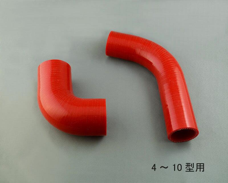 シリコンインタークーラーパイプ(スズキ・ジムニーJB23)