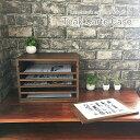 アジアン家具 チーク無垢 カルテケース 書類ケース 木製 ミニチェスト スライドボード 書類棚 アジアン チーク 雑貨 …
