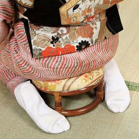 座椅子 正座椅子 籐製 クッション コンパクト かわいい ラタンチェア 椅子 イス やわらかい 座り心地 和室 和風 軽い 法事 法要 稽古 敬老の日 父の日 母の日 祖父 祖母 プレゼント おすすめ 創業100年籐家具専門メーカー R75HRJ