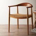 ハンス・ウェグナー The Chair ザ・チェア ダイニングチェア ダイニングチェアー 肘付き 肘掛け 食卓椅子 イス 北欧 …