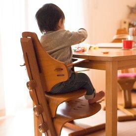 【組立発送】リボ社 フレキシットチェア・ベビー ベビーチェア ハイチェア テーブルチェア キッズチェア 子供 ダイニング ベビー 赤ちゃん 子供椅子 食事椅子 高さ調整 食事 北欧 木製チェア 前傾椅子