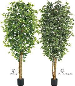 人工観葉植物 大型 光触媒スプレープレゼント 240cm フィカスツリー(ナチュラルトランク) [LETR7636]フェイク グリーン 造花 インテリア おしゃれ 代引決済不可