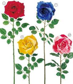 ★造花 フラワー 観葉植物  ジャンボローズ  [FLSP7500]【フェイク グリーン 資材  フラワー アレンジメント 薔薇 バラ】
