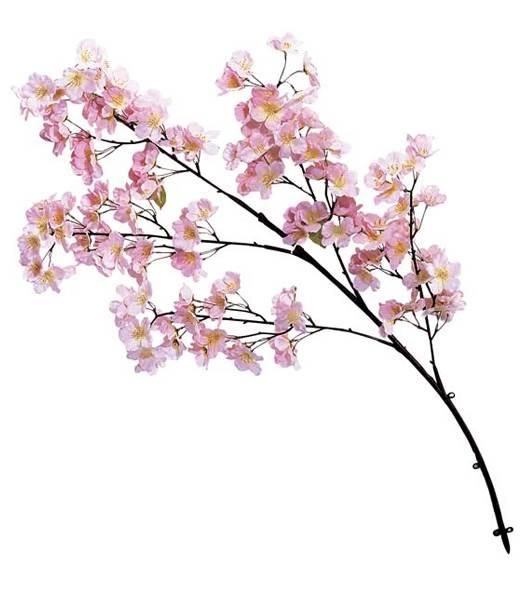 ★造花 フラワー 観葉植物  110cm 桜大枝(144) [FLSP1426]【さくら フェイク グリーン 資材 装飾 花材】