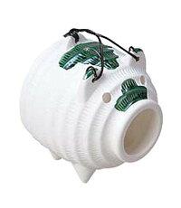 和用材装飾デコレーション蚊取白豚