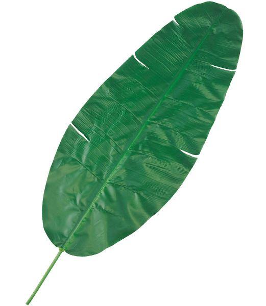 ★造花 フラワー 観葉植物 バナナリーフ(L) [LESP3698]【フェイク グリーン 資材  フラワー アレンジメント】