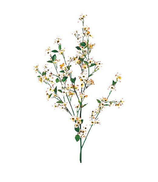 ★造花 フラワー 観葉植物  ハナミズキ  [FLSP1319]【フェイク グリーン 資材  フラワー アレンジメント】