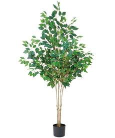 人口観葉植物 大型 180cmフィカスツリー(714) 造花 観葉植物 [LETR7678] フェイク グリーン インテリア おしゃれ 代引決済不可
