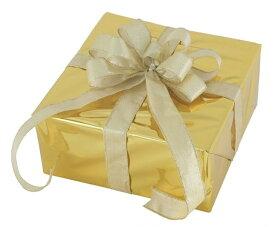 ギフトボックス(Lサイズ)ゴールド[MRS12-10901]|クリスマス クリスマスツリー デコレーション 店舗装飾 飾り 飾りつけ 飾り付け 装飾 ギフトボック プレゼント ゴールド