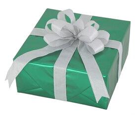 ギフトボックス(Lサイズ)グリーン[MRS12-10904]|クリスマス クリスマスツリー デコレーション 店舗装飾 飾り 飾りつけ 飾り付け 装飾 ギフトボック プレゼント グリーン