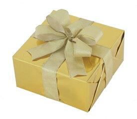 ギフトボックス(Mサイズ)ゴールド[MRS12-10905]|クリスマス クリスマスツリー デコレーション 店舗装飾 飾り 飾りつけ 飾り付け 装飾 ギフトボック プレゼント ゴールド