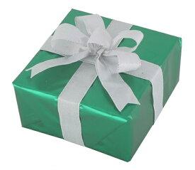 ギフトボックス(Mサイズ)グリーン[MRS12-10908]|クリスマス クリスマスツリー デコレーション 店舗装飾 飾り 飾りつけ 飾り付け 装飾 ギフトボック プレゼント グリーン