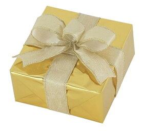 ギフトボックス(Sサイズ)ゴールド[MRS12-10909]|クリスマス クリスマスツリー デコレーション 店舗装飾 飾り 飾りつけ 飾り付け 装飾 ギフトボック プレゼント ゴールド