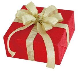 ギフトボックス(Lサイズ)マットレッド[MRS13-11705]|クリスマス クリスマスツリー デコレーション 店舗装飾 飾り 飾りつけ 飾り付け 装飾 ギフトボック プレゼント レッド