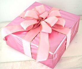 ギフトボックス(LLサイズ)ピンク[MRS15-12708]|クリスマス クリスマスツリー デコレーション 店舗装飾 飾り 飾りつけ 飾り付け 装飾 ギフトボック プレゼント ピンク