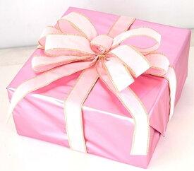 ギフトボックス(Lサイズ)ピンク[MRS15-12716]|クリスマス クリスマスツリー デコレーション 店舗装飾 飾り 飾りつけ 飾り付け 装飾 ギフトボック プレゼント ピンク