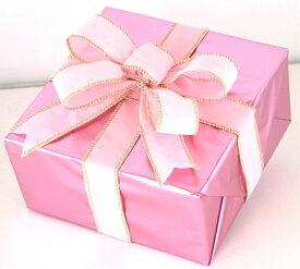 ギフトボックス(Mサイズ)ピンク[MRS15-12724]|クリスマス クリスマスツリー デコレーション 店舗装飾 飾り 飾りつけ 飾り付け 装飾 ギフトボック プレゼント ピンク