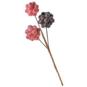 ミックスラズベリー レッド/ブラック 造花 実もの 果物 野菜 パン 実もの ベリー(小果実) [TDLDO023030-380] 代引決済不可