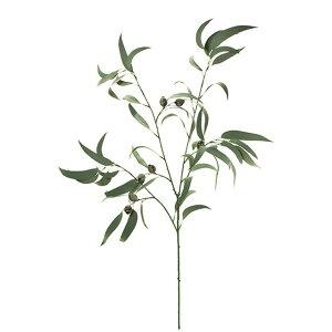 ユーカリトランペット GRY.GR 造花 グリーン リーフ 多肉植物 ユーカリ [T-FG000887] 代引決済不可