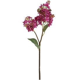 フレリアライラック #17 PURPLE 造花 フラワー ライラック ストック [T-FM003797-017] 代引決済不可