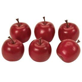 メイデンアップル #3  RED 造花 実もの 果物 野菜 パン アップル [T-FV004270-003] 代引決済不可