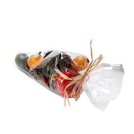 パンプキンミックス小 造花 実もの 果物 野菜 パン かぼちゃ パンプキン [T-FV007101] 代引決済不可